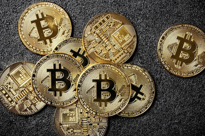 Bitcoin fell in price